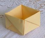 2-sheet box: Insert - Side view