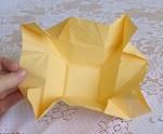 2-sheet box: Insert - Folding creass
