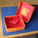 Jumbo box.  Inside view.