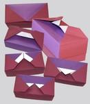 Modular Rectangular Box - Beta Model Theme and Variations