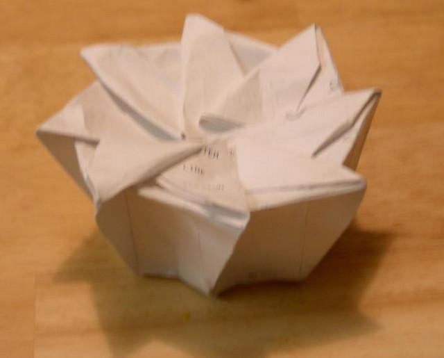 Twist box, type two.