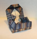 Hinged Lid Box. Type 1. Model.  Sept 2006